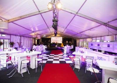 Personeelsfeest - Tent