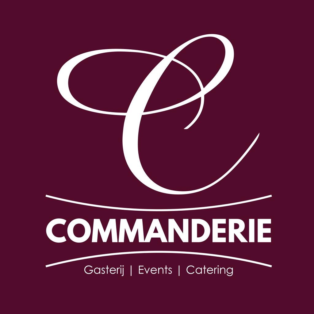 De Commanderie, Logo, Gasterij, Events, Catering