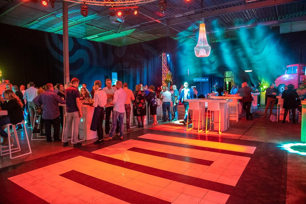 De Commanderie, Catering, Bedrijfsfeest, evenementmanagement Tilburg, Jubileum, Personeelsfeest