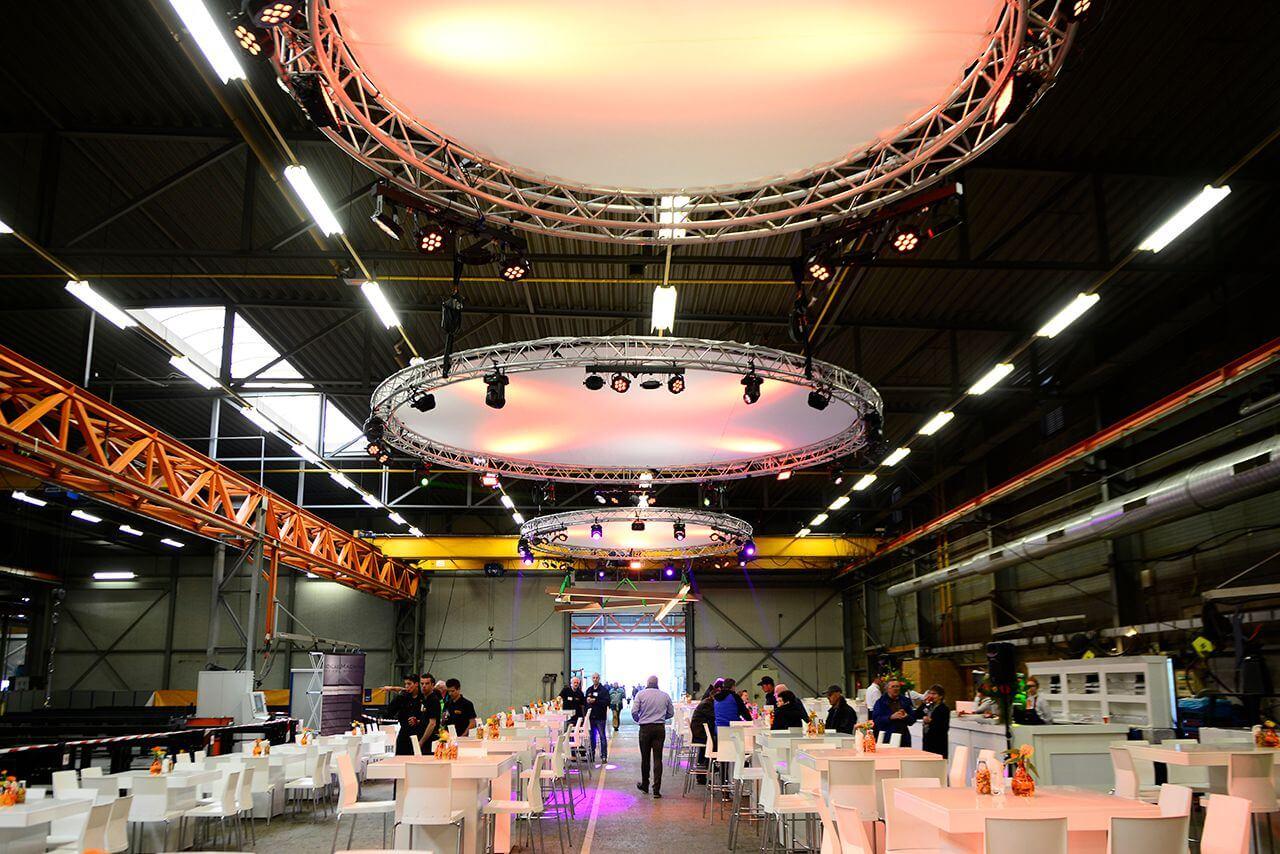 Catering, Evenementenbureau Tilburg, Bedrijfsevenement, De Commanderie