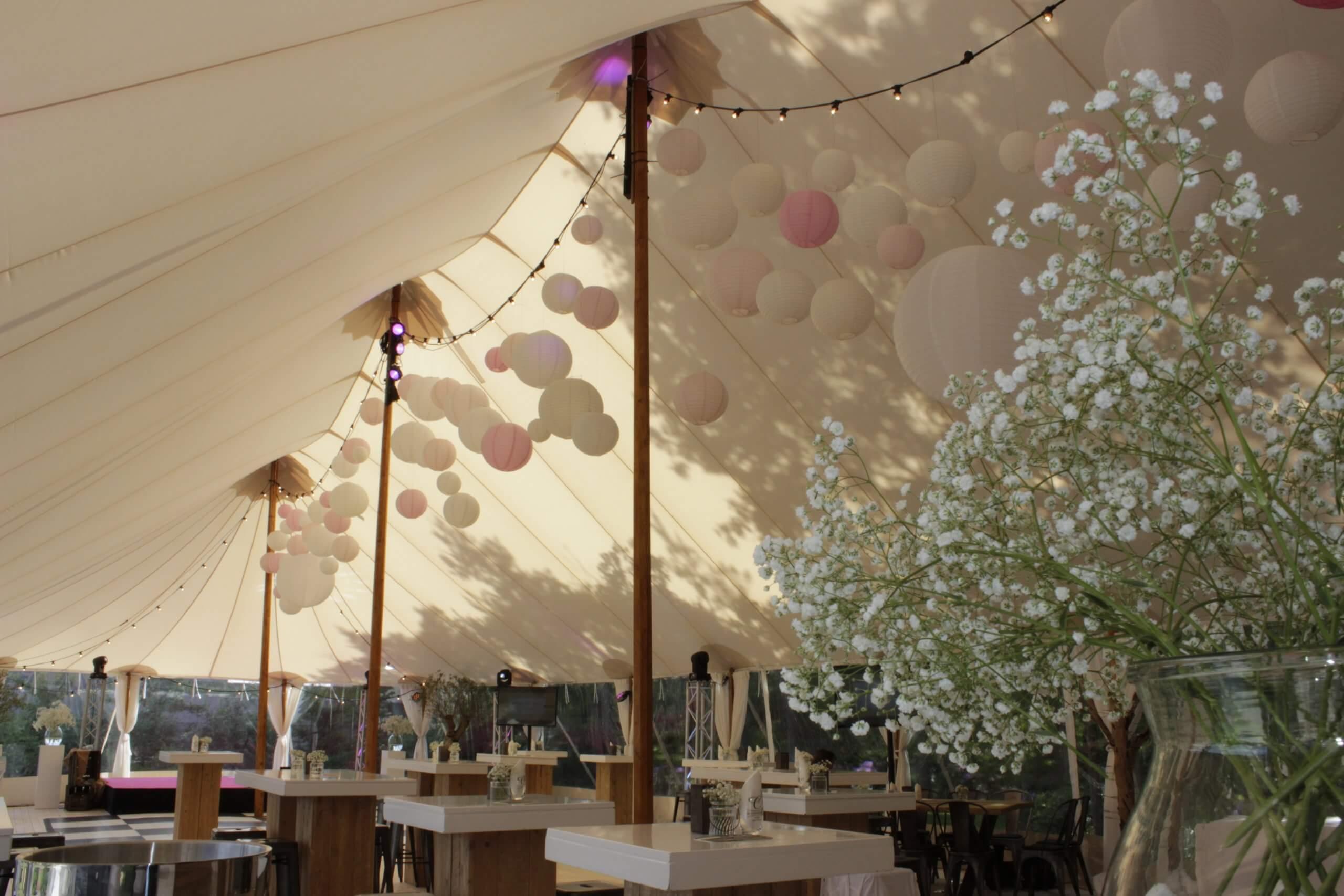 De Commanderie, Catering, bruiloft, decoratie, taart