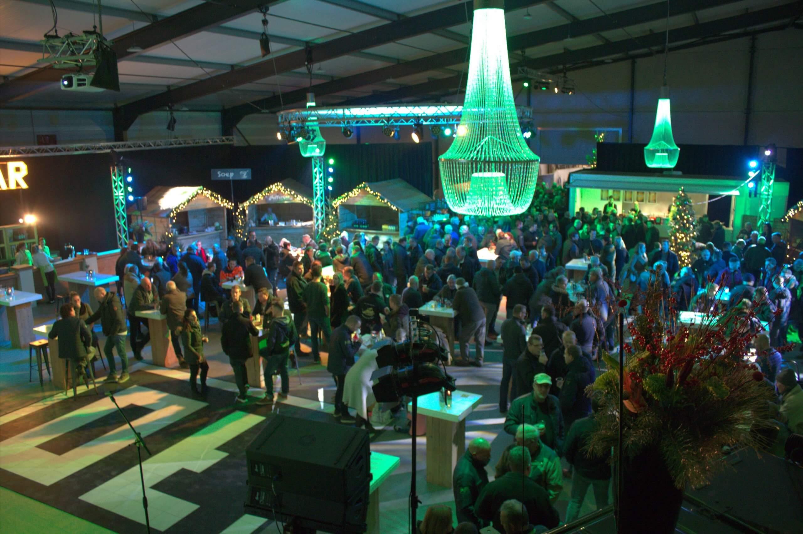 Evenementenbureau Tilburg, Bedrijfsfeest, Personeelsfeest op locatie,