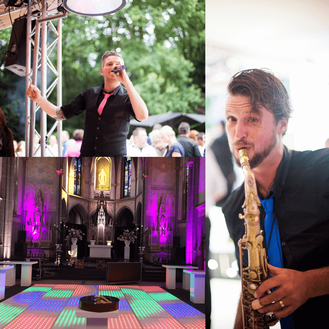 Entertainment, Bedrijfsfeest, Personeelsfeest, Evenementenbureau Tilburg