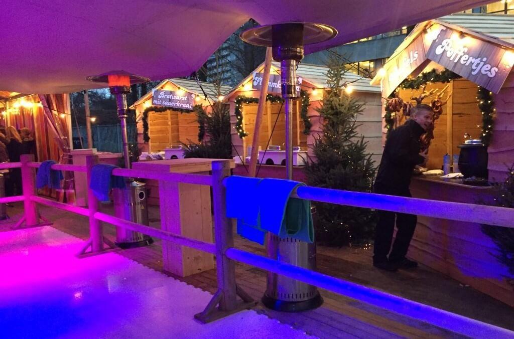 Winter wonderland, Themafeest, Personeelsfeest, Evenementenbureau Tilbrug