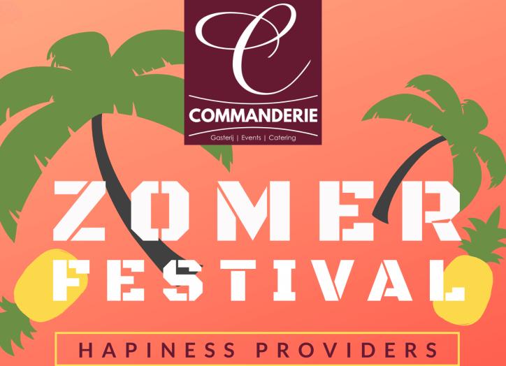De Commanderie, evenement management tilburg, Catering, Jubileum, Personeelsfeest, feest